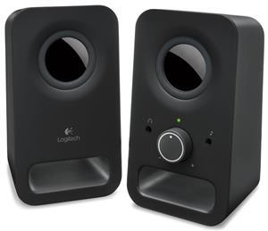 Logitech Z150 2.0 Multimedia Stereo Speaker